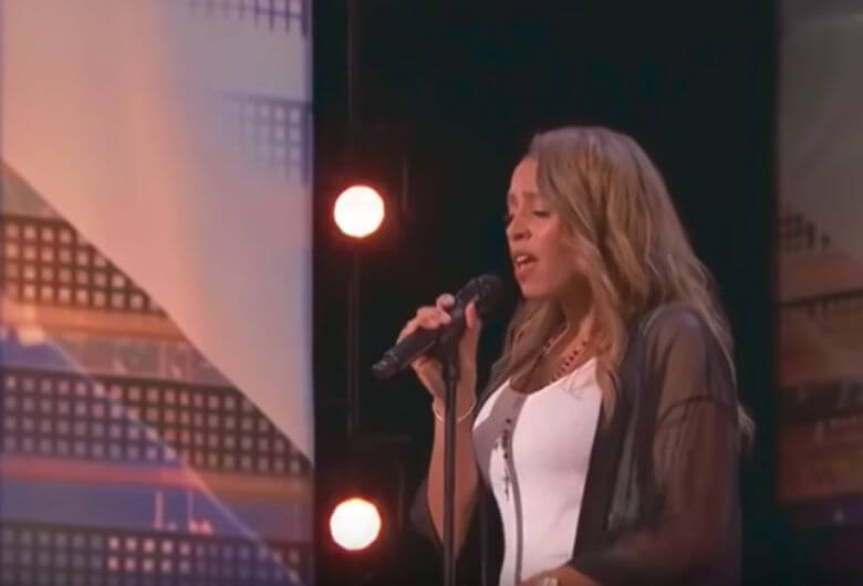 Glennis Grace auditie America's Got Talent