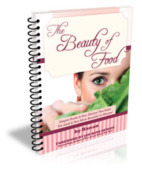 The Beauty of Food Book