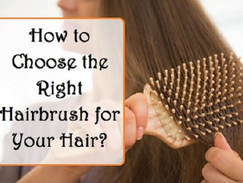 How choose the right brush for your hair
