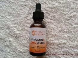 Ponte Vedra Naturals Vitamin C Serum Review