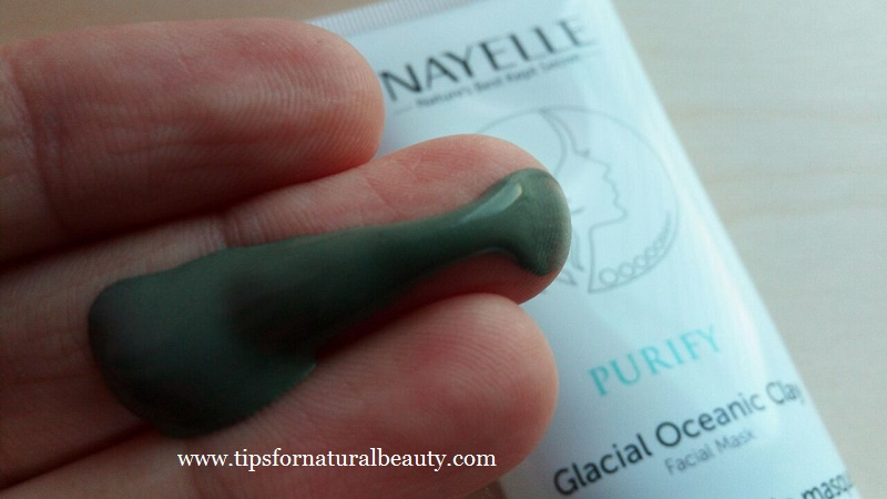 NAYELLE Purify Glacial Oceanic Clay Mask
