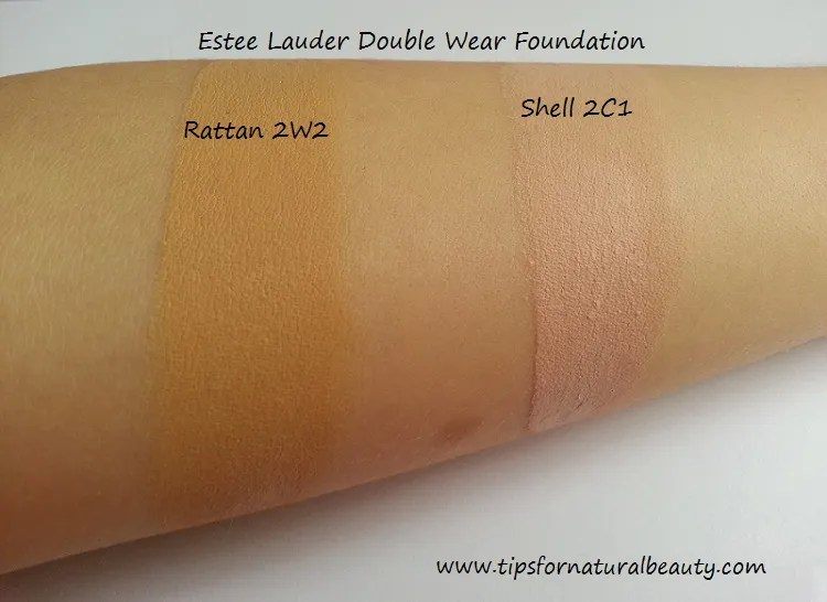Review: Estee Lauder Double Wear Shades Explained: How to ...