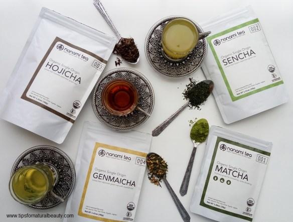 Nanami green tea review
