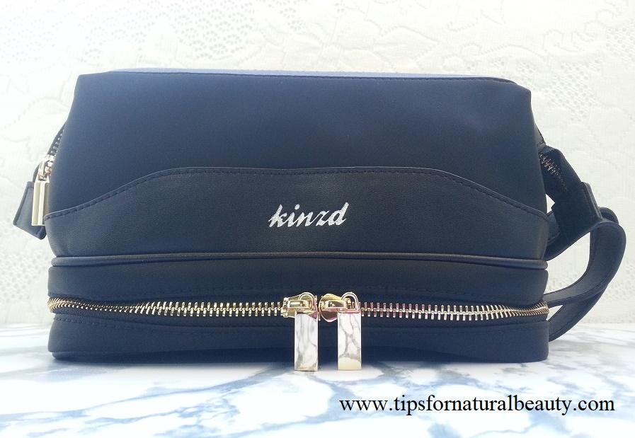 Kinzd Travel Cosmetic Bag Organizer