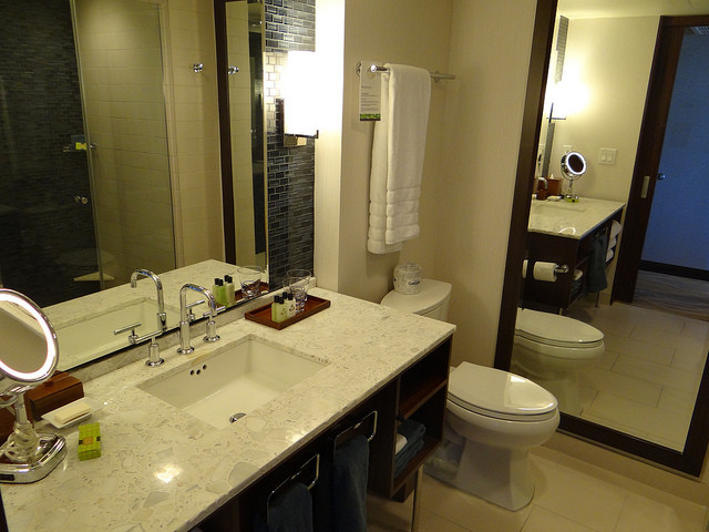 Hotel Intercontinental Hotel Time Square New York. Room 2826