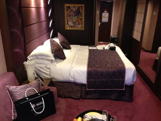 MSC Preziosa Yacht Club Deluxe Stateroom 15003