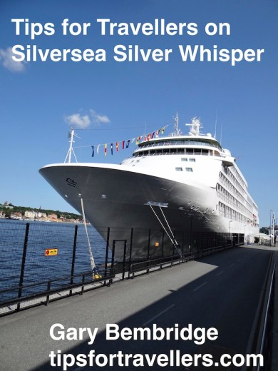 Tips for Travellers on Silversea eBook Cover