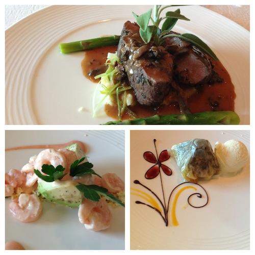 Silversea Silver Whisper Restaurant Dinner Day 1