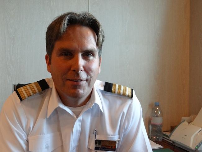 Marco van Belleghem Hotel Director Holland America Line