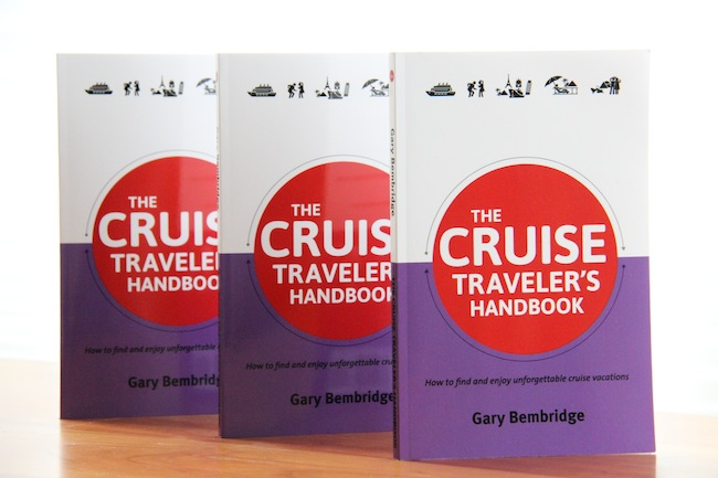 Cruise Traveler's Handbook by Gary Bembridge