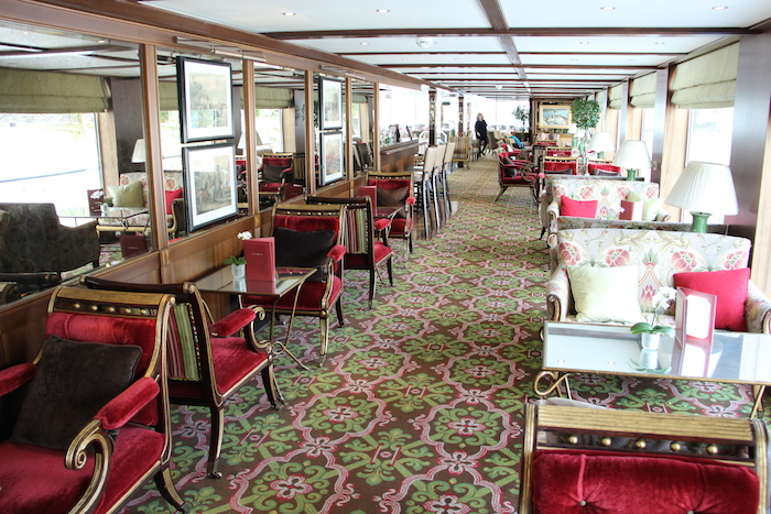 Uniworld River Beatrice Lounge