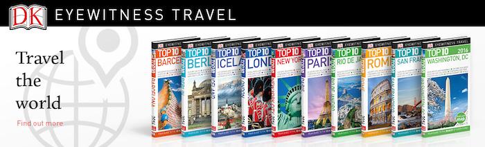 Dk eyewitness travel: my favorite guide books | cruise talk central.