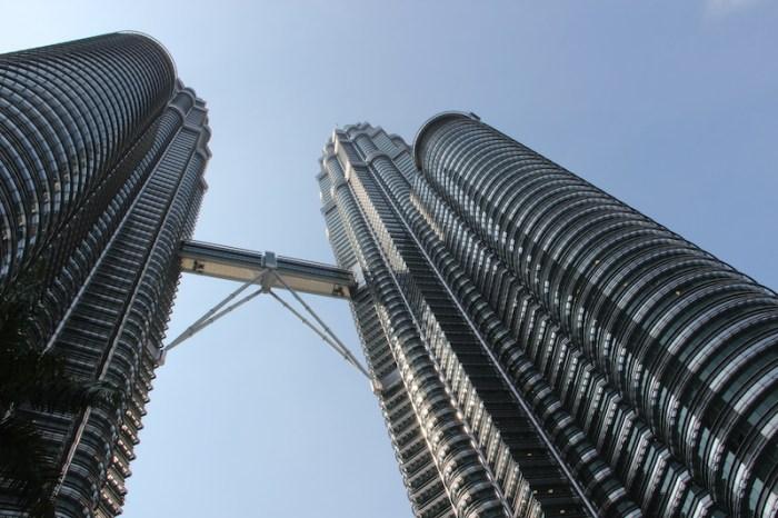 Petronas Twin Towers, Kuala Lumur