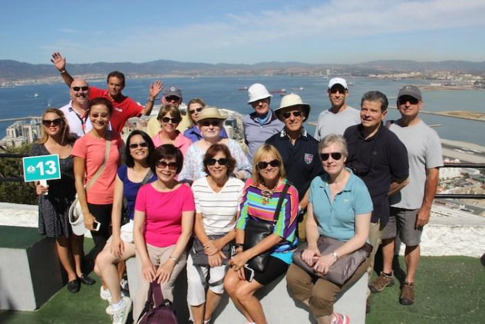 Crystal Serenity Excursion in Gibraltar