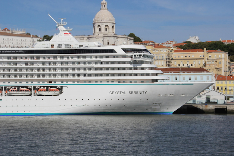 My Crystal Serenity Review : A Sophisticated Adult Experience ...