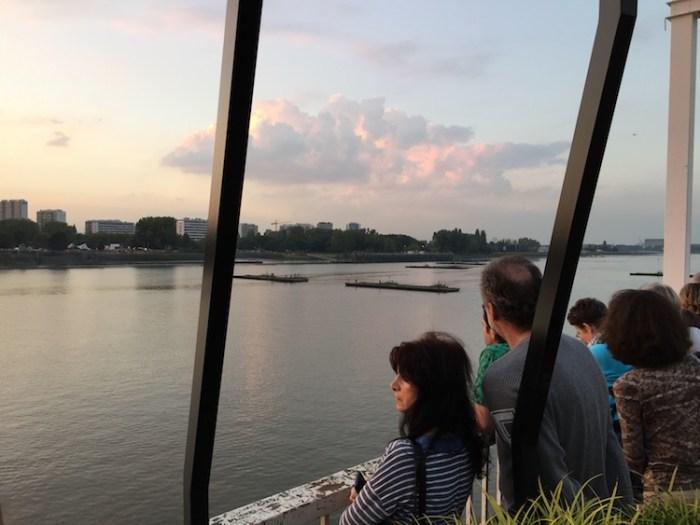 Antwerp Pontoon Bridge Event