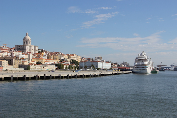 Crystal Serenity Lisbon