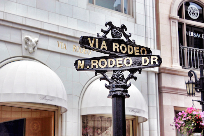 Rodeo Drive Los Angeles Photo by https://www.flickr.com/photos/biaacorrea/