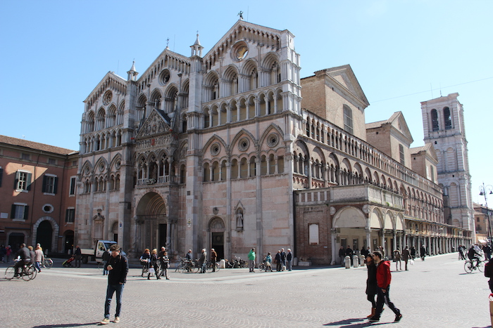 Cathedral of St George, Ferrara, Italy