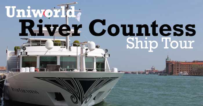 Uniworld River Countess Reviews Video Tours Tips For Travellers - Uniworld reviews