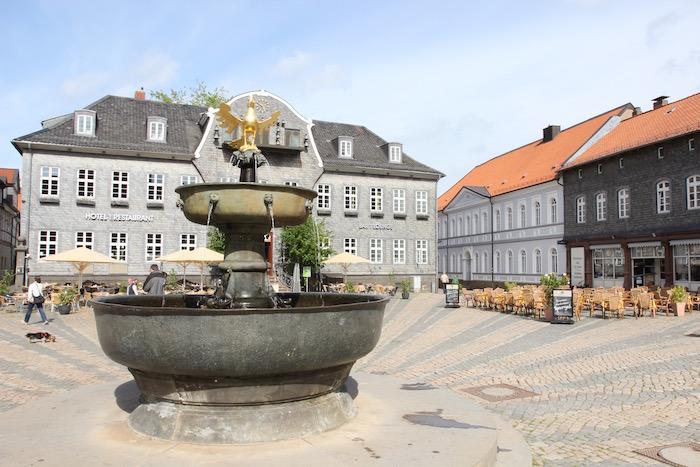 Goslar Marktplace Market Square