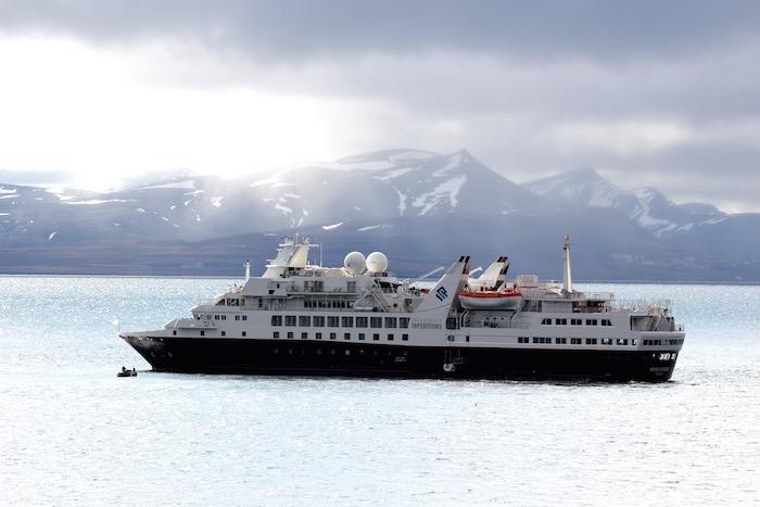 Silversea Silver Explorer Svalbard