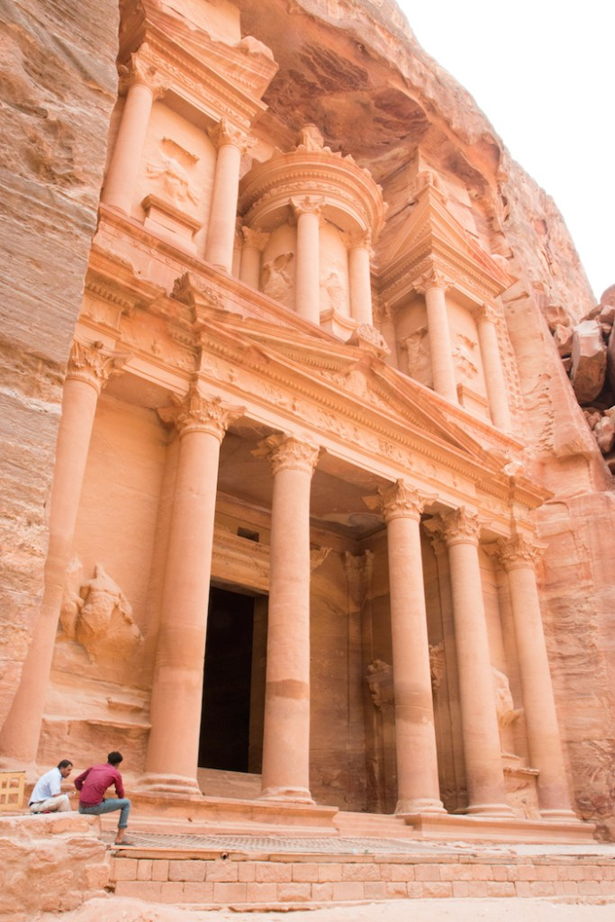 """The Treasury"" Petra Jordan"