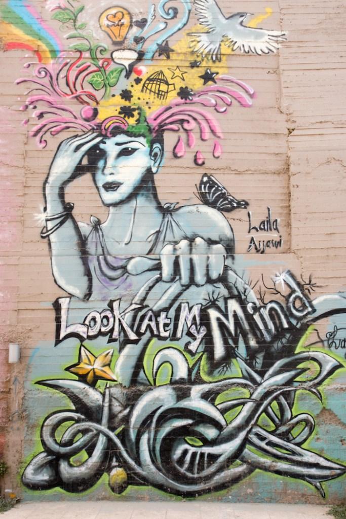 Graffiti Ras El Ein Amman