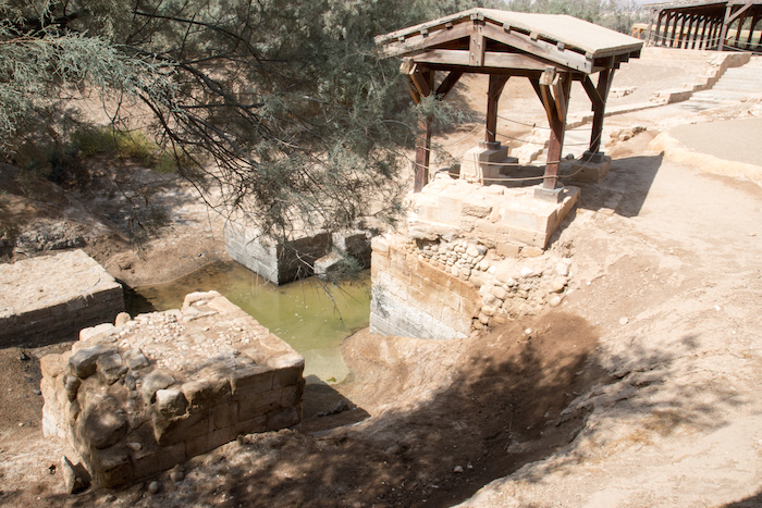 The Baptism site of Jesus Christ