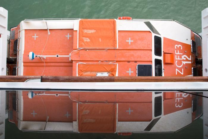 Queen Victoria Lifeboat