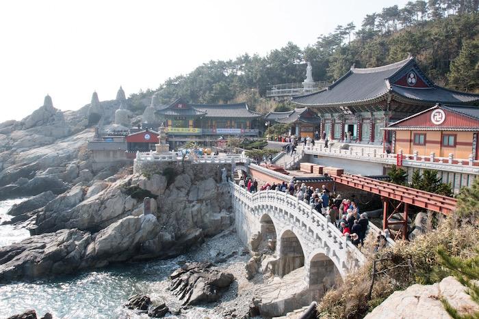 Haedong Yonggungsa Temple Busan South Korea
