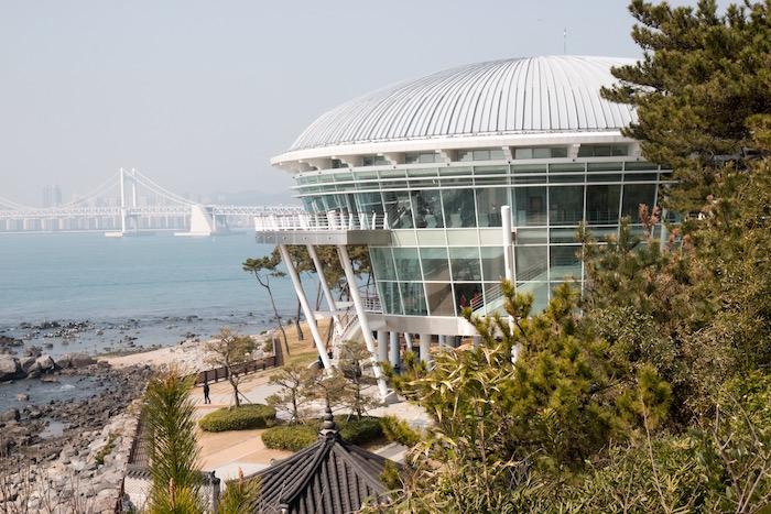 APEC House Busan South Korea