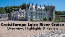 CroisiEurope Loire River Cruise