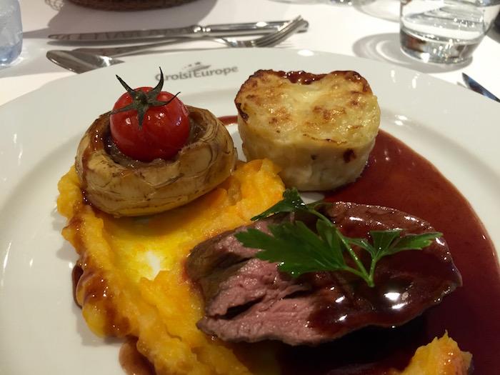 CroisiEurope Cuisine