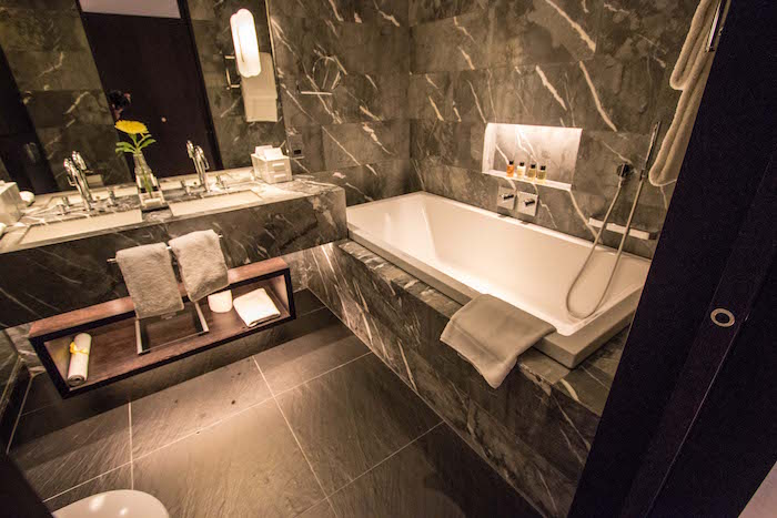 South Place Hotel London Bathroom