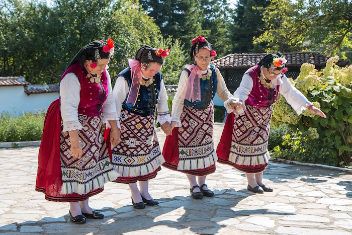 Alfatar Village Folk Singers Bulgaria Performance