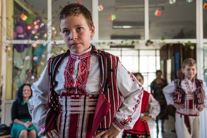 Alfatar Village School Kids Bulgaria Performance
