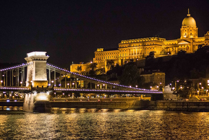 Buda Castle Budapest Hungary