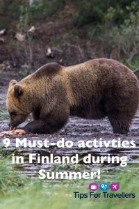 Must-Do Finland Summer Activities