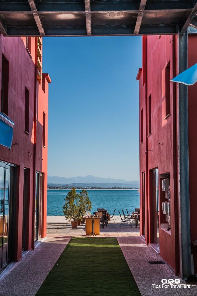 Katakolon Greece