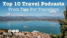 10 Top Travel Podcasts