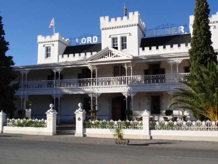 Matjiesfontein Milner Hotel