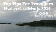 Top Tips For Travellers 2016