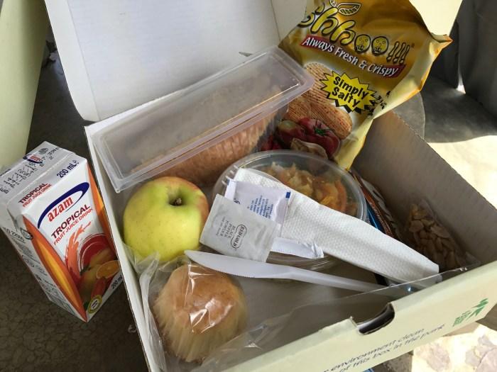 Safari Packed Lunch in Serengeti