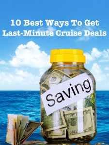 10 best ways to get Last Minute Cruise Deals. Tips on finding a great cruise deal. For more visit: http://www.tipsfortravellers.com/last-minute-cruise-deals/