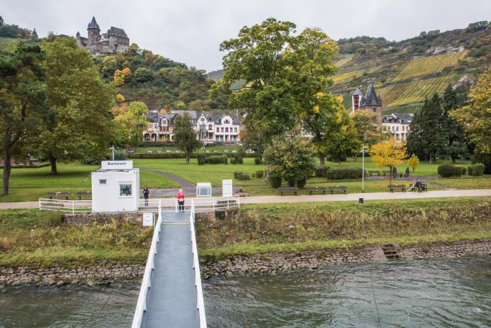 Bacharach, Rhine River