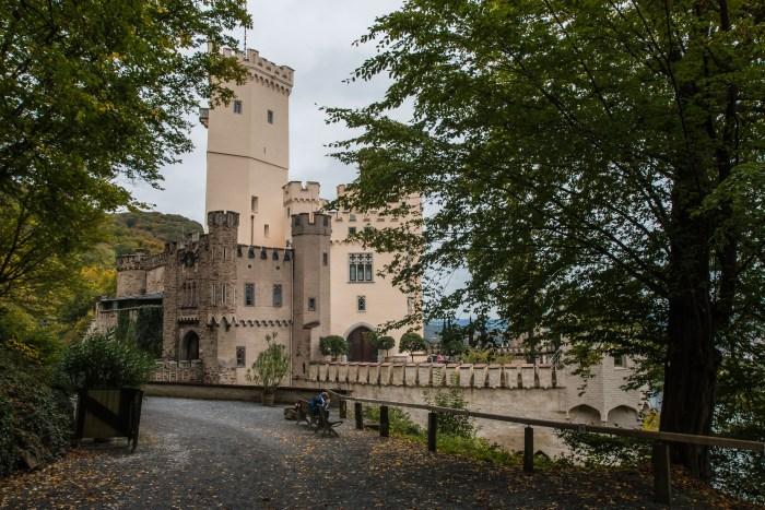 Stolzenfels Castle Koblenz