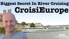 5 reasons CroisiEurope should no longer be river cruising's biggest secret! https://youtu.be/m1iw9-Cw7Rg