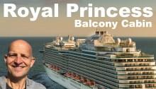 Royal Princess Cabin