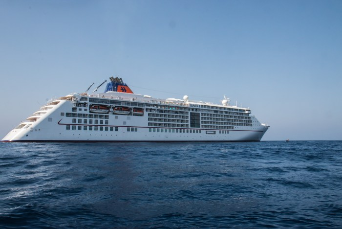 Hapag-Lloyd Cruises Europa 2-21